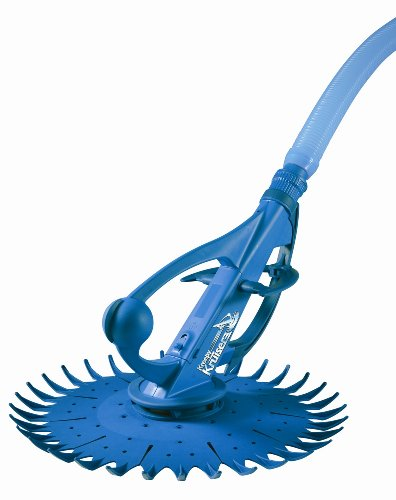 Pentair K60400 Kreepy Krauly Kruiser Automatic In-Ground Pool Cleaner, Blue