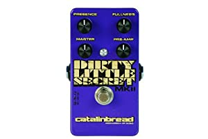 Catalinbread Dirty Little Secret MKII FX Pedal