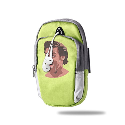 Jim Carrey Fancy Arm Bag For Outdoor SportS (Ecco Dyson compare prices)