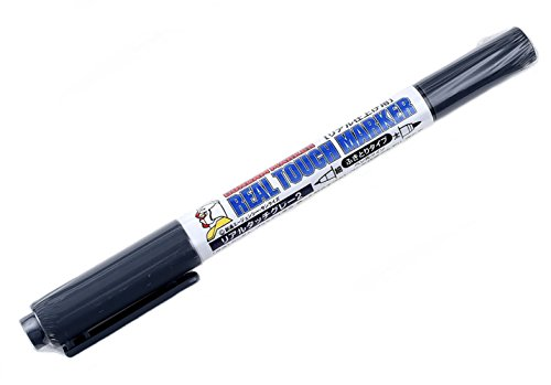 Gundam Marker Real Touch Marker GM402 Gray 2 - 1