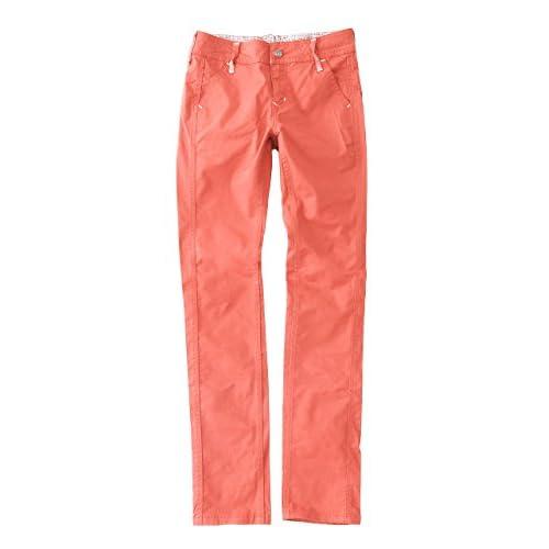 (ベティスミス)Betty Smith パプリカラーレギンスパンツ Mサイズ ピンクオレンジ