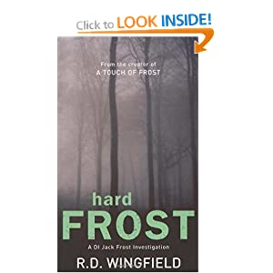 R.D. Wingfield - Hard Frost Audiobook (13 cds)