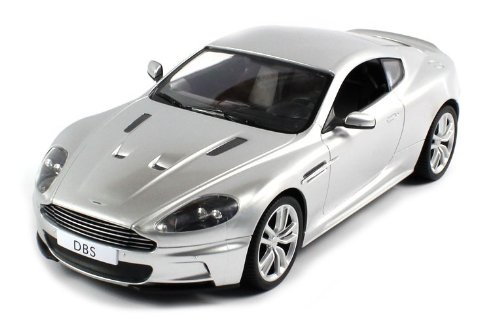 Best Licensed Aston Martin DBS Electric RC Car 1:14 RTR (Colors May Vary)