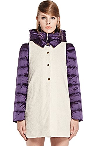 ERAL Womens Two-piece Long Down Coat<br />