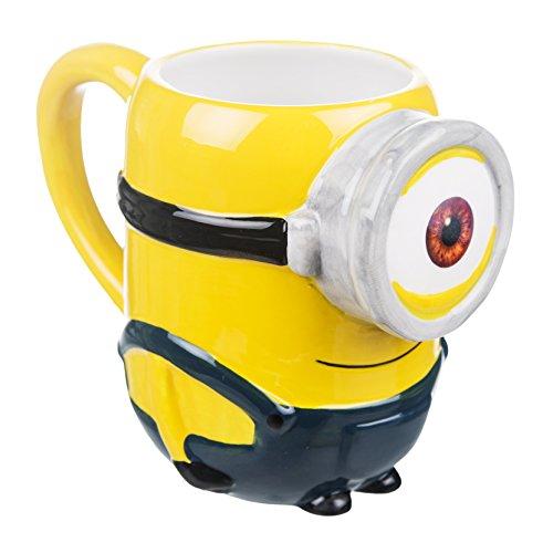Minion 3D Stuart tazza con fascino profumato