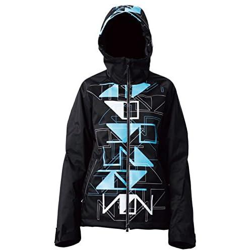 A SEVEN(エーセブン) アーティストジャケット ウィメンズ DA7-4215W ブラック(BLK) L