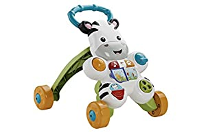 Fisher-Price Learn with Me Zebra Walker by Fisher-Price