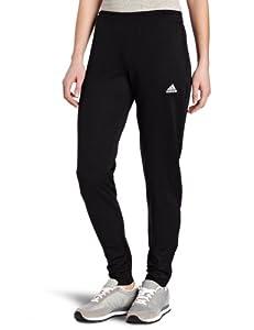 adidas Women's Sereno 11 Basic Pant, Black, X-Small