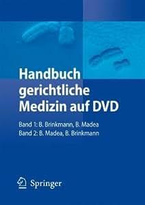 Handbuch gerichtliche Medizin auf DVD: Band 1 und 2