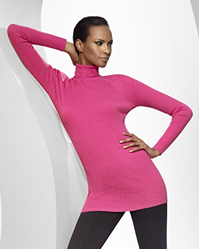 Tummy-Tuck Turtleneck by Shape FX