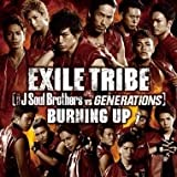 BURNING UP (SG+DVD)