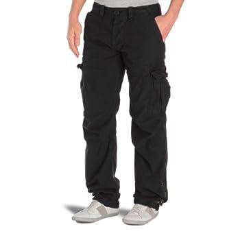 Pas cher japan rags mirador pantalon treillis uni homme noir w32 l34 vetement homme - Pantalon treillis japan rags ...