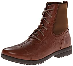 Bogs Women\'s Alexandria Lace Waterproof Leather Boot, Tobacco,5.5 M US