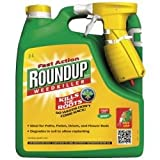 Roundup Fast Action Ready To Use Weedkiller 3L