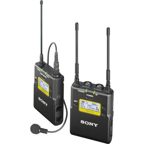 Sony Uwpd11/30 Wireless Microphone System