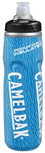 CamelBak Podium Big Chill Insulated Water Bottle, 25 oz, Cobalt