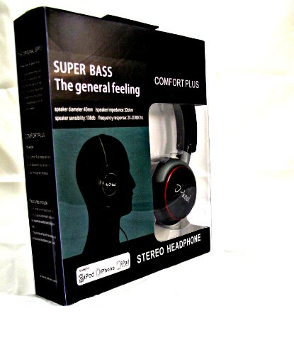 Comfort Plus - I-Kool Original Series The Most Comfort That Can Possibly Go Through Your Ears (Black)