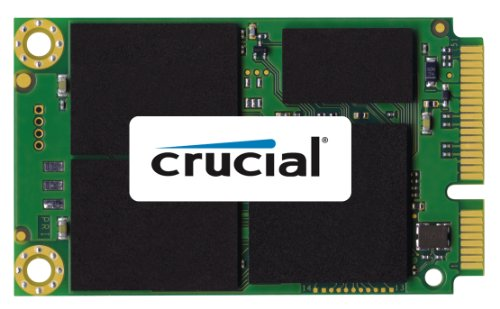 Crucial M500 480GB mSATA Internal Solid State