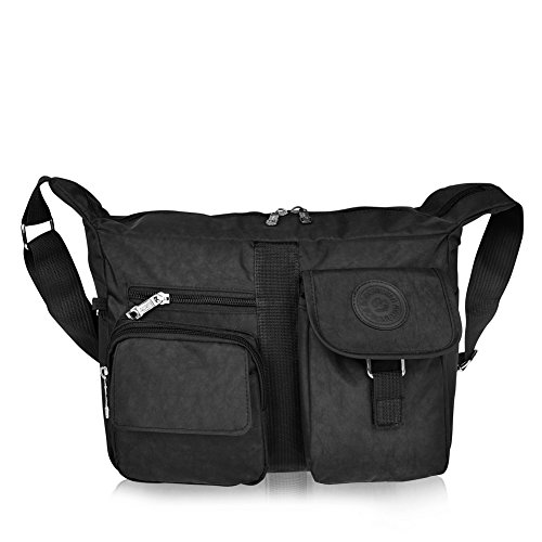 Vbiger-Shoulder-Bags-Messenger-Handbags-Multi-Pocket-Waterproof-Crossbody-Bags