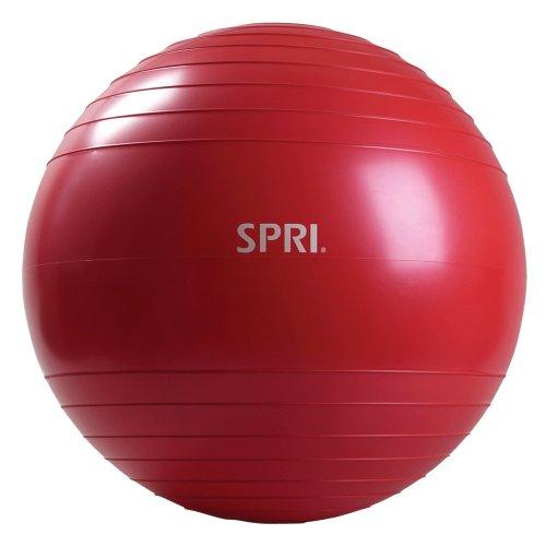 spri-elite-xercise-balance-ball-red-65cm