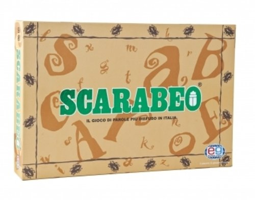 Editrice Giochi 6033993 - Gioco Scarabeo