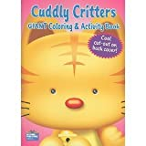 Cuddly Critters Coloring & Activity Book by Modern Publishing