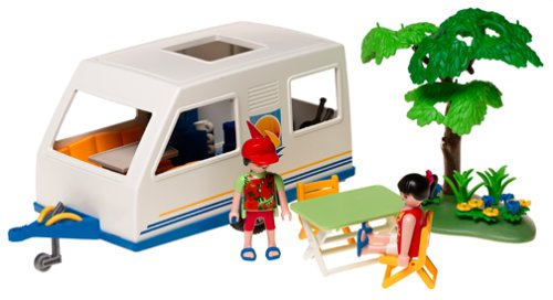 Playmobil Family Vacation Camper (Camper Playmobil compare prices)