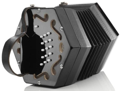 Rochelle Anglo Concertina, High Quality Concertina
