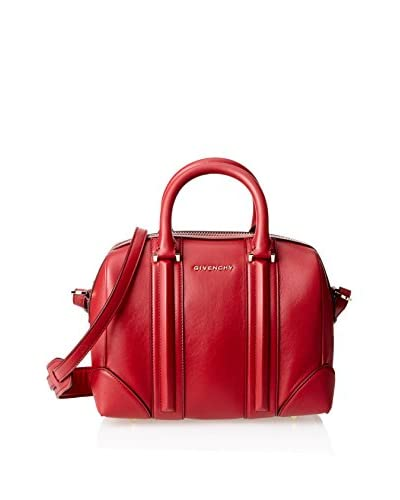 Givenchy Women's Mini Lucrezia Satchel, Wine