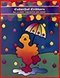 Colorful Critters Do-A-Dot Art Creative Activity Book