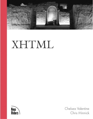 XHTML (Landmark (New Riders))
