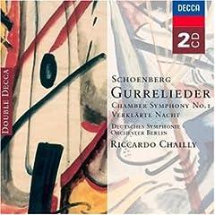 Gurrelieder - Verkl舐te Nacht - Kammersinfonie Nr.1