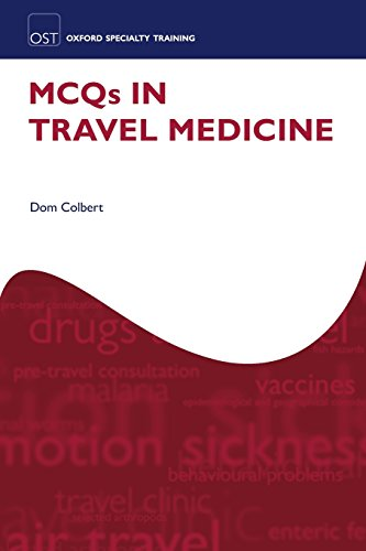 MCQs in Travel Medicine (Oxford Specialty Training: Revision Texts) PDF