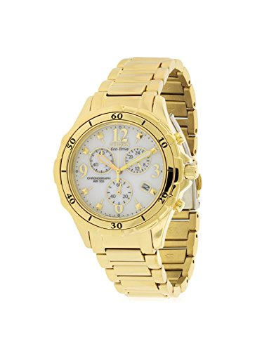 Citizen Women's FB1352-52A Gold-Tone Stainless Steel Watch