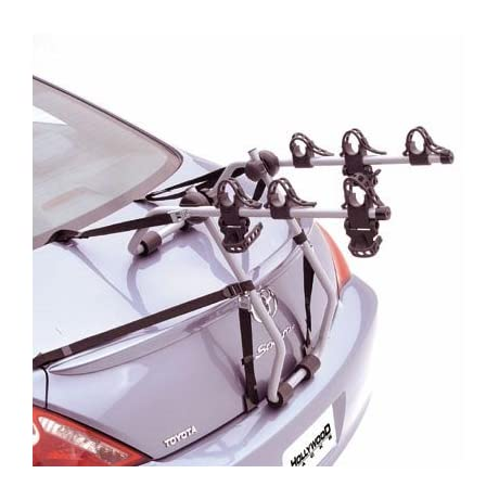 Hollywood Racks Baja 3 Bike Trunk Mounted Rack - B3