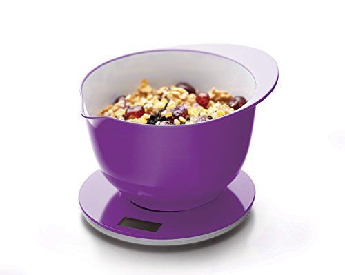 Kitchen Craft Colourworks Balance culinaire 5 kg Violet