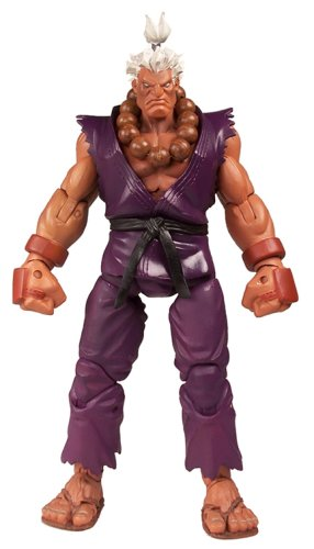 Picture of SOTA EXCLUSIVE Purple Shin Akuma Action Figure (B000FR9EHI) (SOTA Action Figures)