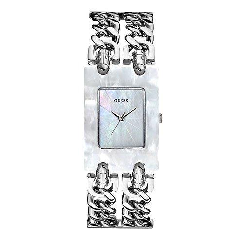 Guess - Orologio da polso, analogico al quarzo, acciaio inox