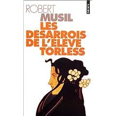 Les désarrois de l'élève Törless - Robert Musil