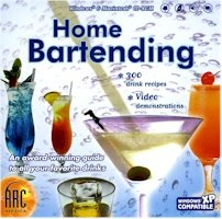 HOME BARTENDING - 300 DRINK RECIPES