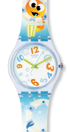 SWATCH SWISS OCEAN THEME MULTI BAND LADIES WATCH