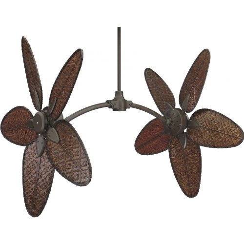 Fanimation Caruso 86 Inch Outdoor Ceiling Fan - Oil Rubbed Bronze