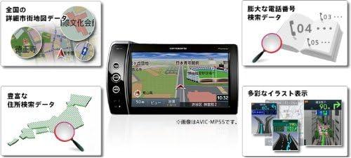 Pioneer carrozzeria ポータブルナビ 4.8VワイドVGAモニター AVIC-MP33
