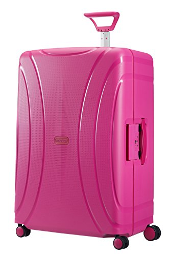 American Tourister Lock'n'roll Spinner 75/28, 4 Ruote, 106 litri, Dynamic Pink
