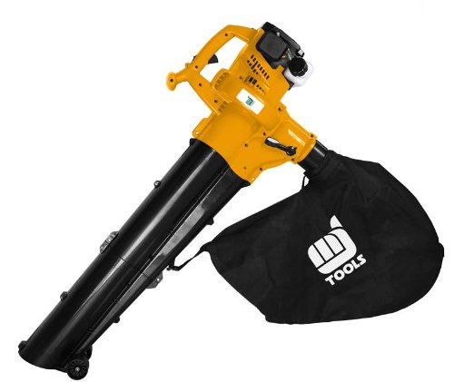 30cc PETROL LEAF BLOWER, VACUUM, MULCHER - UNBEATABLE VALUE!