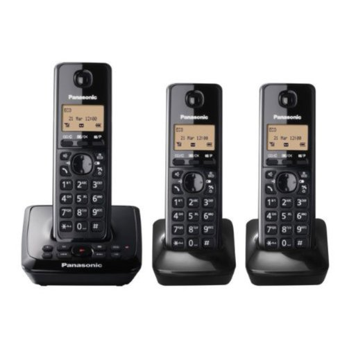 Panasonic KX-TG2723EB Trio DECT Cordless Telephone Set with Answer Machine Reviews