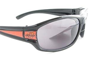 Oklahoma State Cowboys OSU Black NCAA Sport Sunglasses S10JT by Sports Accessory Store
