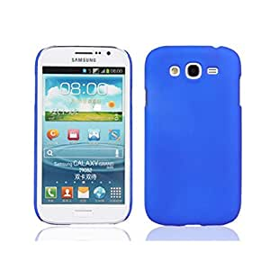 Mercator Rubberized Back Cover for Samsung Galaxy Grand I9082 (Blue)