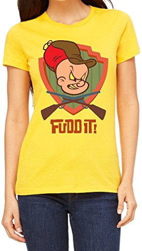 elmer-fudd-it-guns-crossed-funny-womens-t-shirt-xx-large