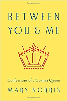 Between You & Me: Book Review